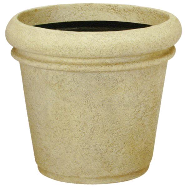 鉢カバー FRP製 超特大 大型 セラポット 全高105cm×直径110cm 軽量プランター 植木鉢 鉢 花器 ファイバーグラス 樹脂製 寄せ植え 観葉植物用