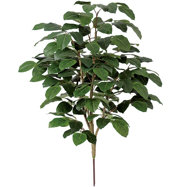 人工観葉植物 ボダイジュの枝 S 全長75cm 人工樹木 造花 リーフ 葉材 ベンガルボダイジュ 菩提樹 フェイクグリーン インテリアグリーン FSTブランチ ディスプレイ 装飾