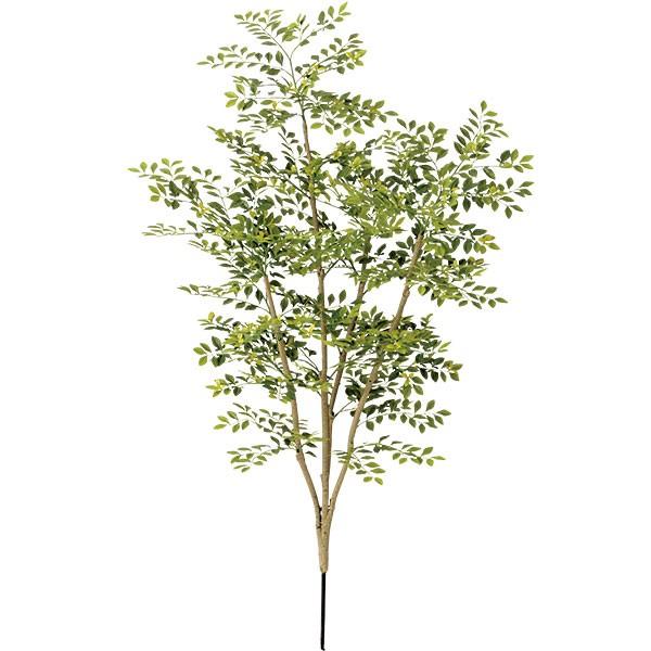 人工観葉植物 トネリコの枝 L 全長105cm 人工樹木 造花 リーフ 葉材 フェイクグリーン オブジェ ゴールデンリーフ FSTブランチ ディスプレイ 装飾