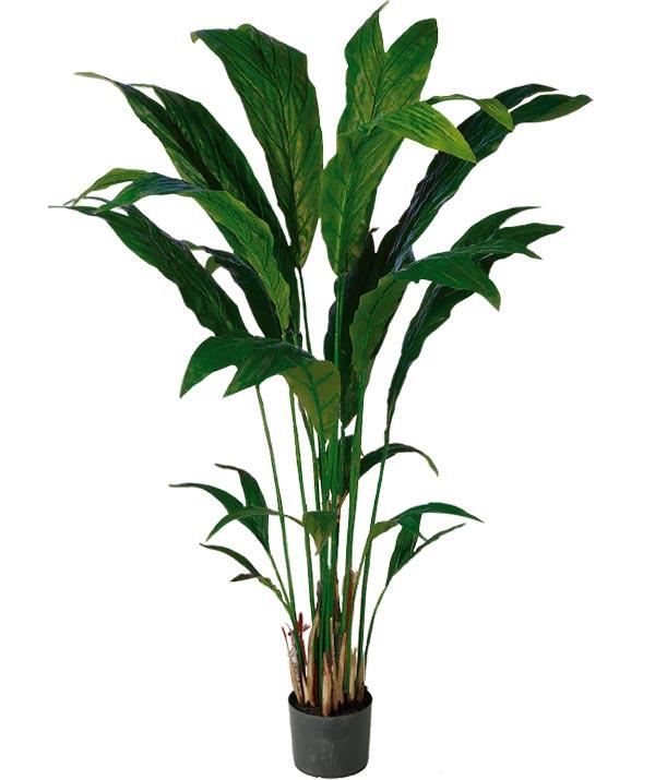 人工観葉植物 全高1.5m チャメドレア 簡易鉢 チャマエドレア 高性チャメドレア カマエドレア セフリジー ヤシ類 テーブルヤシ 人工樹木 造花 フェイクグリーン インテリアグリーン オブジェ
