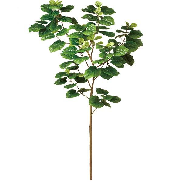 人工観葉植物・全高1.8m・ウンベラータ・FST(フィカス・ウンベラタ)(人工樹木/造花/花材)(フェイクグリーン/インテリアグリーン/オブジェ)(ディスプレイ/装飾)