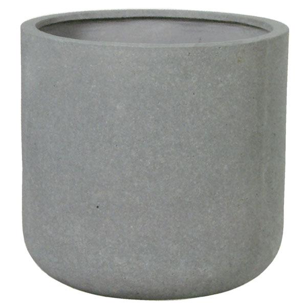 植木鉢 NEDER ネーデル ユーポット L73 全高69.5cm×直径73cm ファイバーグラス繊維 セメント 底穴あり プランター ポット 園芸 ガーデニング
