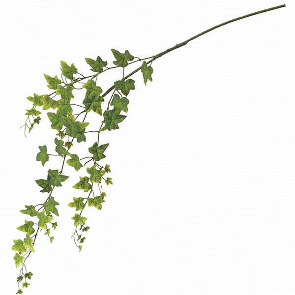 人工観葉植物 ライム アイビー バイン 全長70cm 24本セット 造花 リーフ