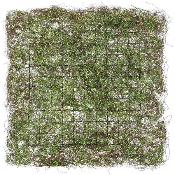 人工芝 ツイッグリーフマット ナチュラル 口80cm 人工観葉植物 造花 花材 リーフ DIY フェイクグリーン アレンジメント ディスプレイ 装飾