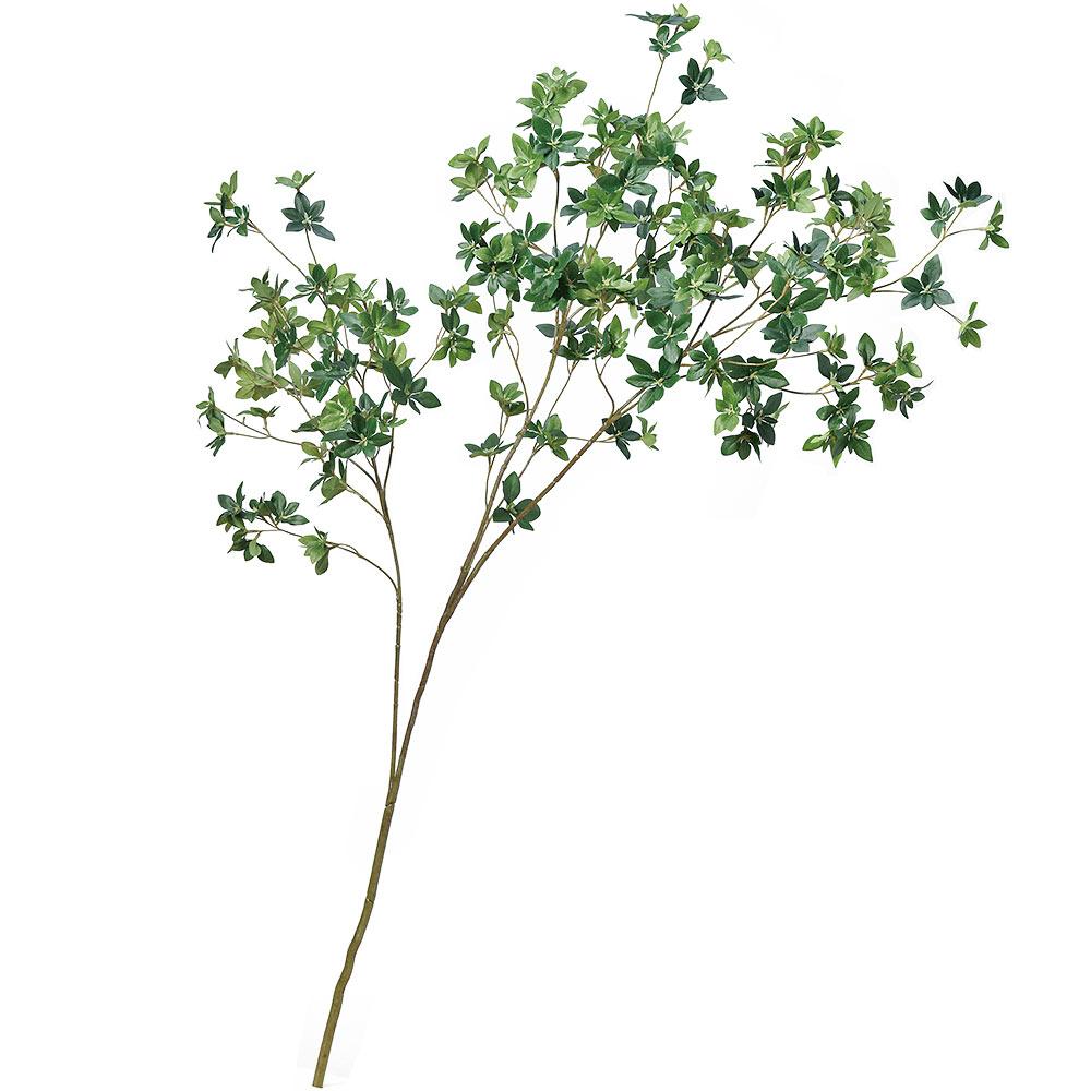 青々とした明るい葉色が魅力 2020新作 ドウダンツツジの人工観葉植物 ドウダンツツジ 全長149cm フェイクグリーン インテリアグリーン 新品■送料無料■ 人工観葉植物 造花
