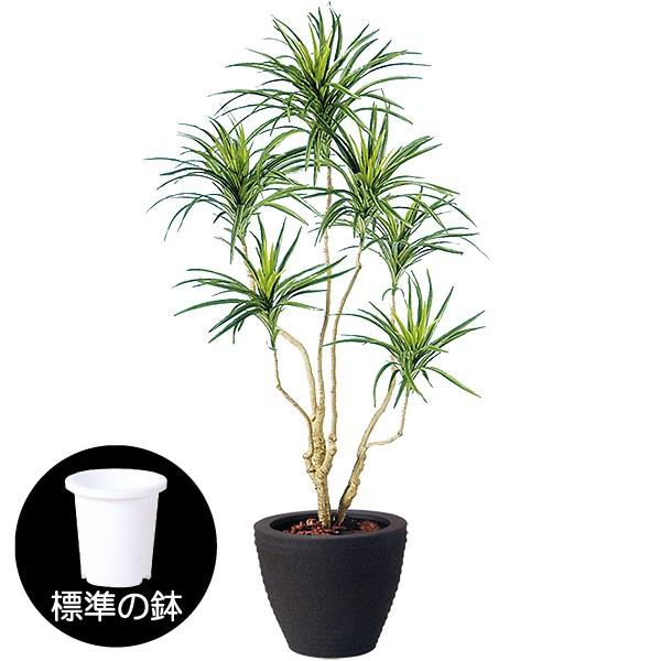 人工観葉植物 全高1.4m ドラセナ コンシンナ コンシンネ 人工樹木 造花 フェイクグリーン インテリアグリーン オブジェ ディスプレイ 装飾