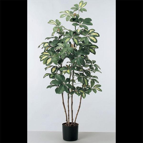 人工観葉植物 全高1.0m シェフレラ カポック アルボリコラ 人工樹木 造花 フェイクグリーン インテリアグリーン オブジェ ウェルカムツリー ディスプレイ ディスプレー 装飾