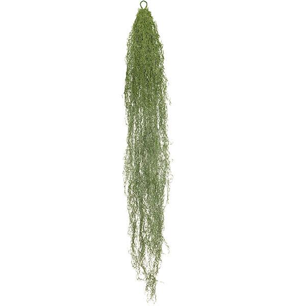 人工観葉植物 スパニッシュモス 特大 全長2.06m ウスネオイデス エアープランツ 造花 人工樹木 アーティフィシャルフラワー 花材 葉材 リーフ