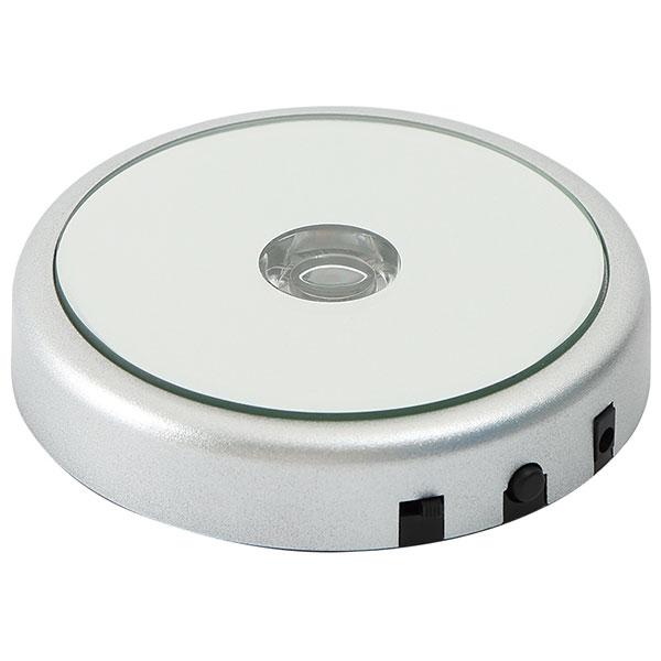 雑貨 ライトステージ 単色モード搭載 2個セット 全高2.3cm×幅10cm レインボーライト インテリア