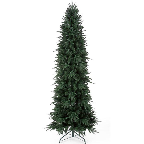 クリスマスツリー 大型 全高227cm 人工観葉植物 人工樹木 造花 フェイクグリーン インテリアグリーン オブジェ ディスプレイ 装飾