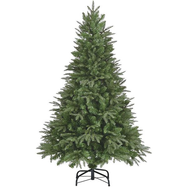 クリスマスツリー 全高160cm 人工観葉植物 人工樹木 造花 フェイクグリーン インテリアグリーン オブジェ ディスプレイ 装飾