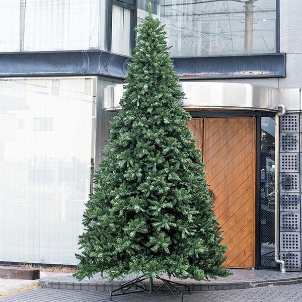 クリスマスツリー 特大 大型 ジャンボ 全高400cm 人工観葉植物 人工樹木 造花 フェイクグリーン インテリアグリーン オブジェ ディスプレイ 装飾