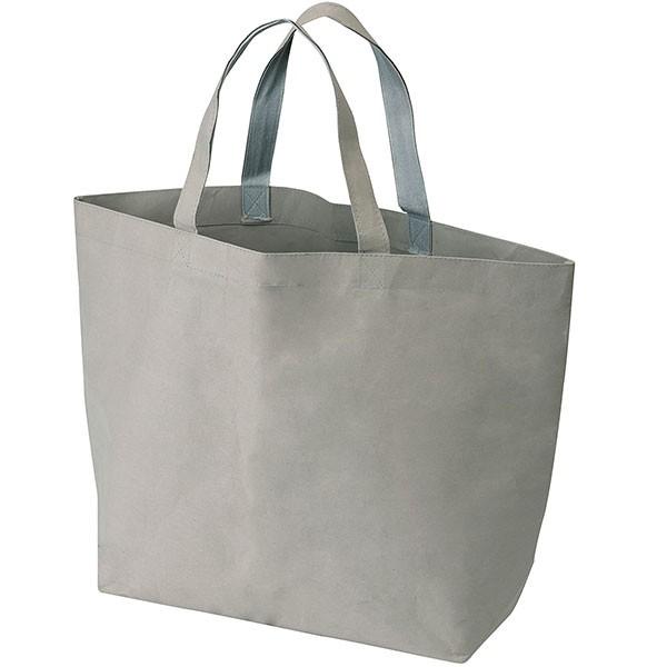 アールバッグ L 全長59cm×幅57cm(エコバッグ 袋 アレンジバッグ 再生紙 パルプ)