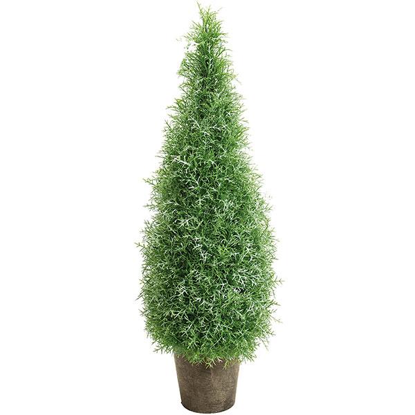 クリスマスツリー 全高70cm (フェイクグリーン 造花 人工樹木 インテリアグリーン オブジェ)