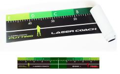 本体と同梱可能 レーザーコーチ ガイドマット GreenOn PUTTING SWING専用 COACH SALE開催中 LASER 商店