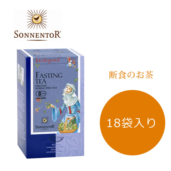 SONNENTOR ゾネントア fasting tea, tea and herbal tea bags organic Austria