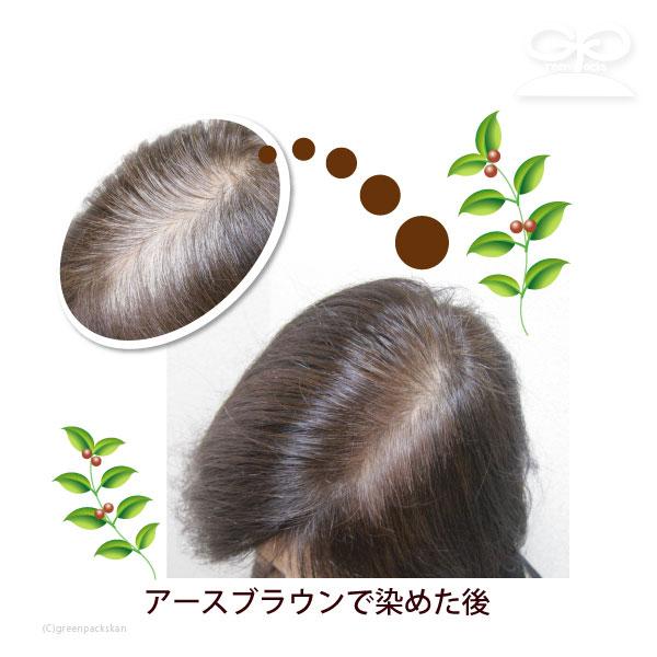 greenpackskan: Green notes henna organist (hair color / hair / hair ...