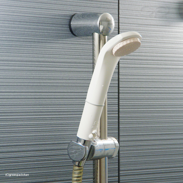 Micro bubble shower pure Bell 2 suite (shower head / water / micro bubble bath / cartridge required / Yu Shan / 4562209643168)