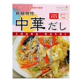 ごま油の風味がきいた無添加の中華だし かるなぁ中華だし 5g×10 pns kr jn