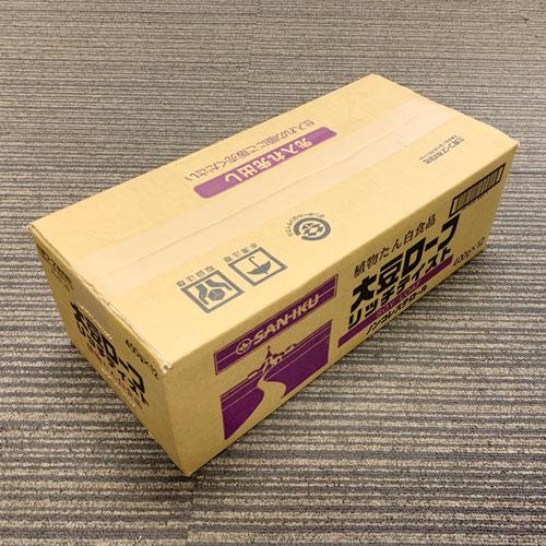 【お買い得12個セット】待望の新商品!三育 大豆ローフ リッチテイスト 400g×12 si jn pns