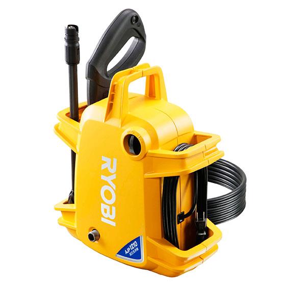 【送料無料】 リョービ/RYOBI 高圧洗浄機 AJP-1210 667100A【取寄せ品】