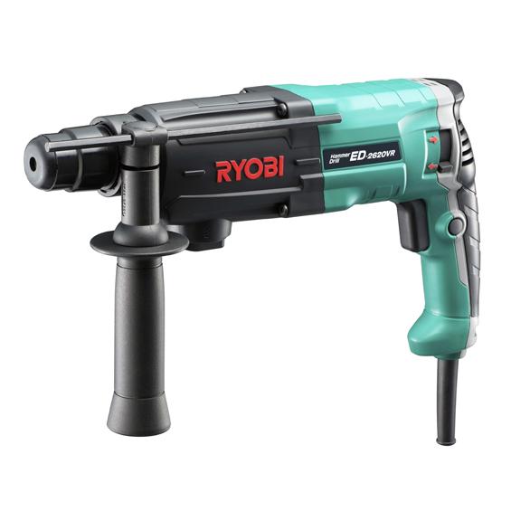 【送料無料】 リョービ/RYOBI ハンマドリル ED-2620VR 654902A【取寄せ品】