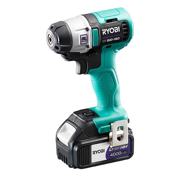 リョービ/RYOBI 充電式インパクトドライバ BID-180 688800A【取寄せ品】