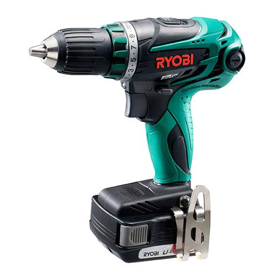 リョービ/RYOBI 充電式ドライバドリル BDM-1410 647701A【取寄せ品】