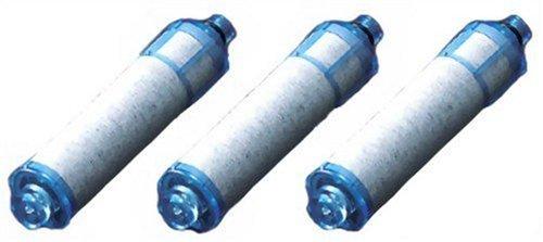 LIXIL INAX オールインワン浄水栓 交換用浄水カートリッジ(高塩素除去タイプ)3個入り(1年分) JF-21T  【取寄せ品】