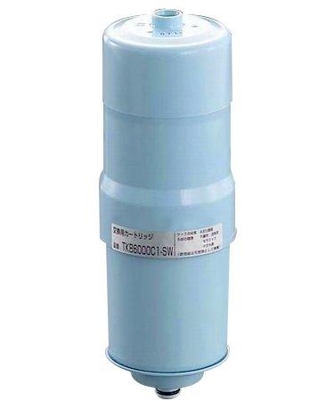 【送料無料】サンウェーブ TKB6000C1-SW アルカリイオン整水器用 高性能カートリッジ