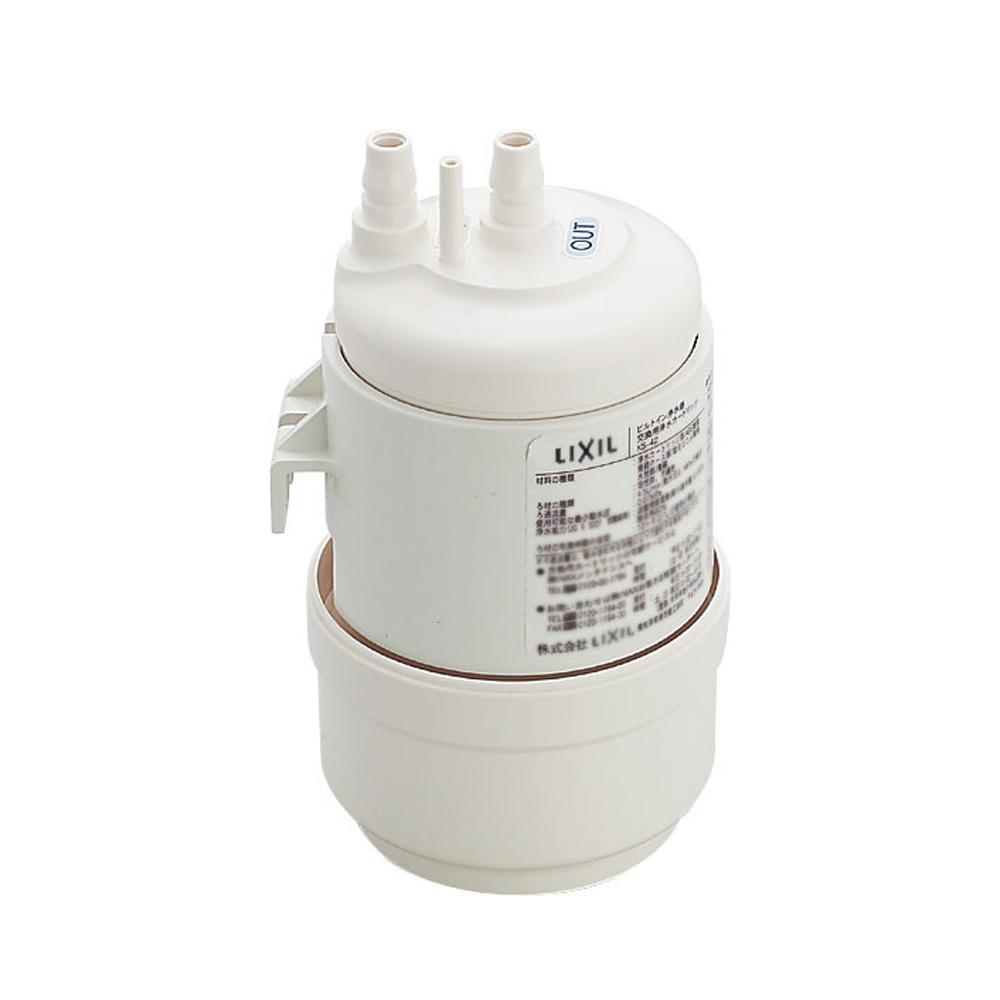 LIXIL(リクシル) INAX ビルトイン用 交換用浄水カートリッジ KS-42Y【送料無料】