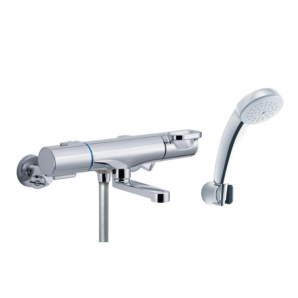 LIXIL(リクシル) INAX 浴室用 サーモスタット付シャワーバス水栓 洗い場専用 RBF-813