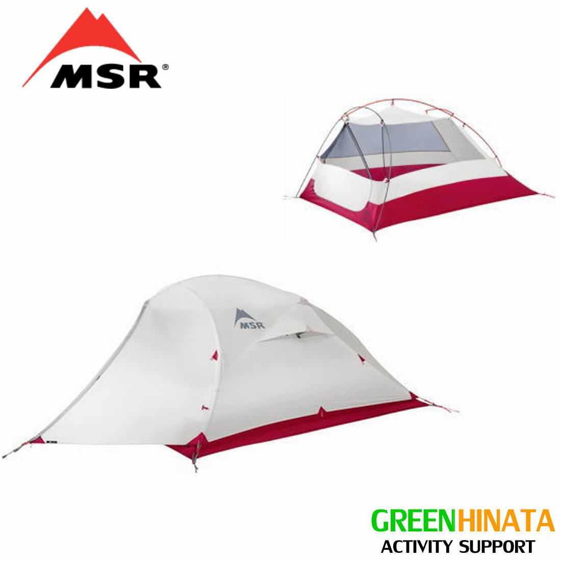 国内正規品 エムエスアール テント ヌックD 2人用 バックパッカー MSR NOOK N SALE,2020