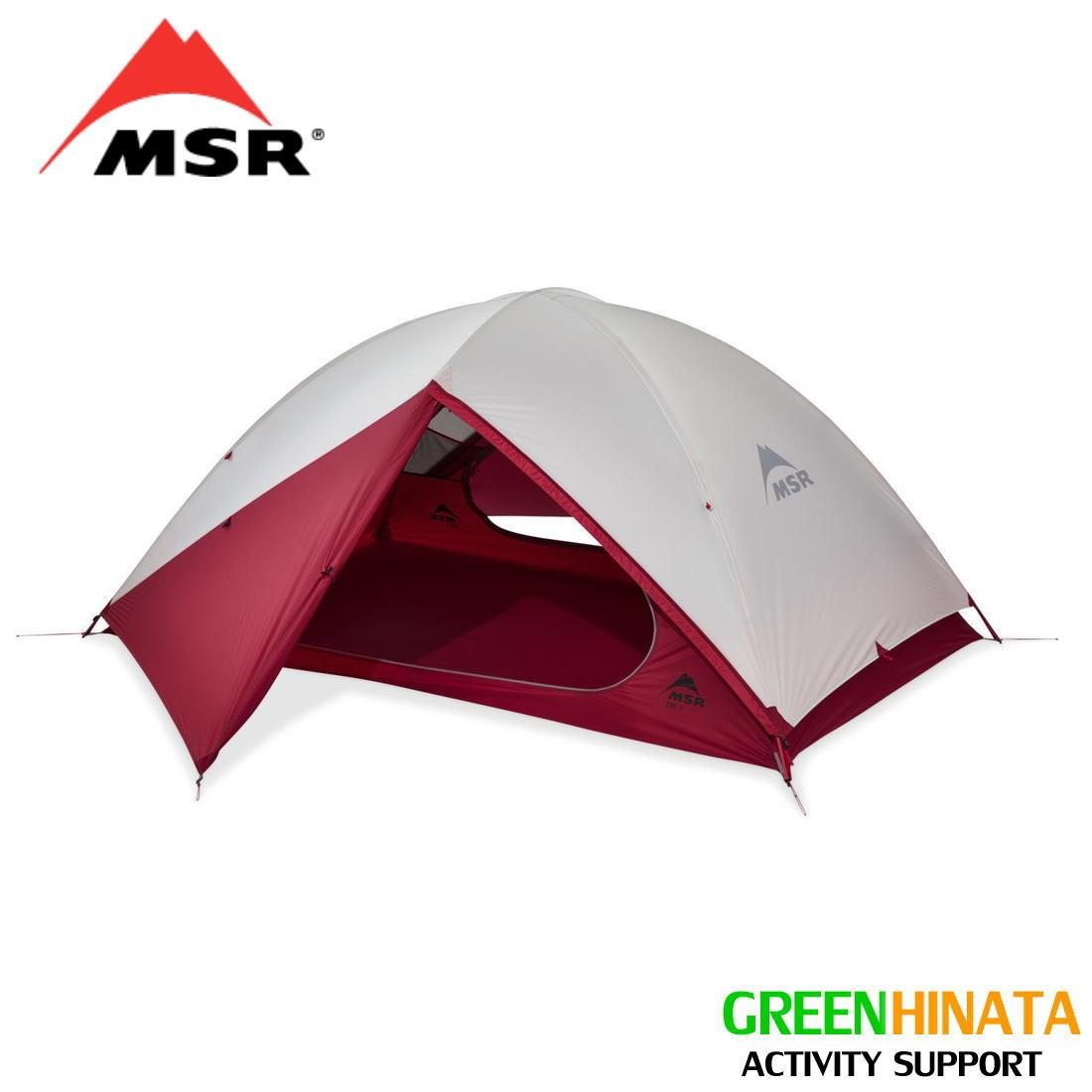 【国内正規品】 エムエスアール ゾイック2 2人用テント MSR Zoic 2 Backpacking Tent