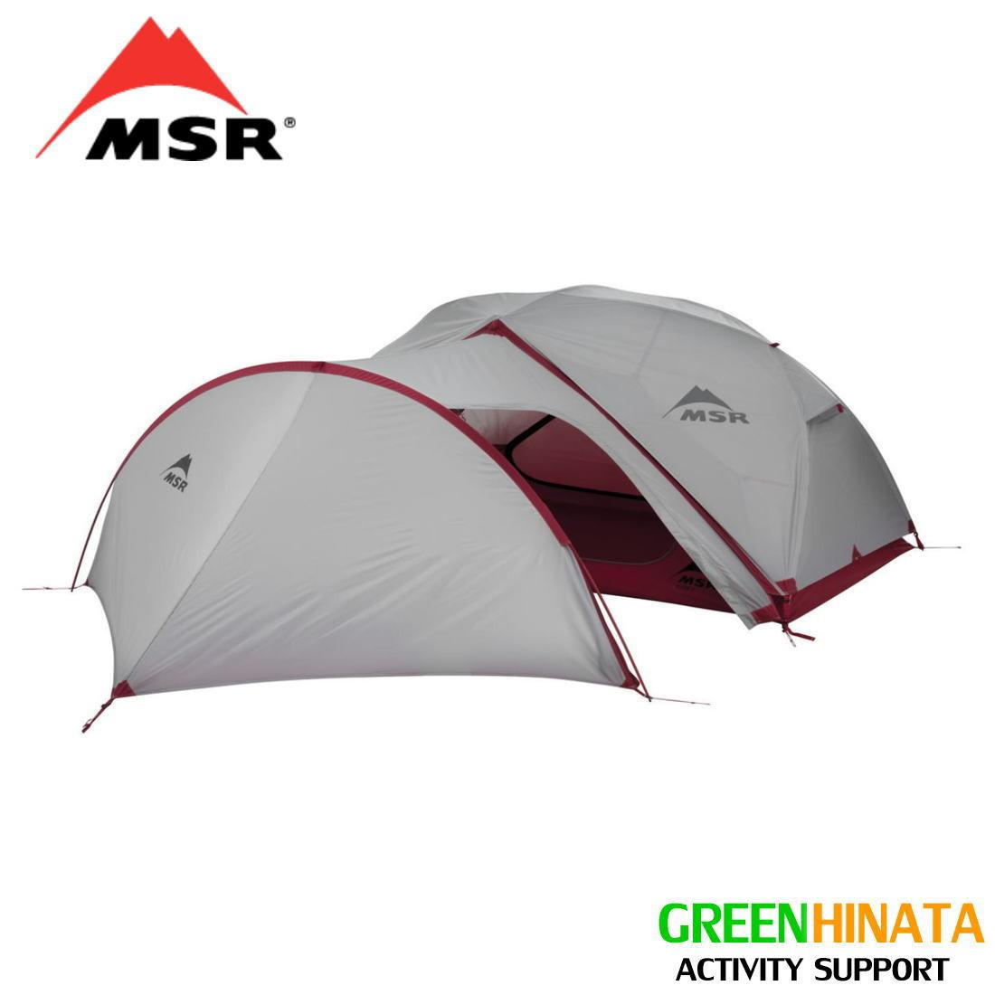 【国内正規品】 エムエスアール ギアシェッド テントオプション MSR Gear Shed for Elixir & Hubba Tent Series 2018 37314