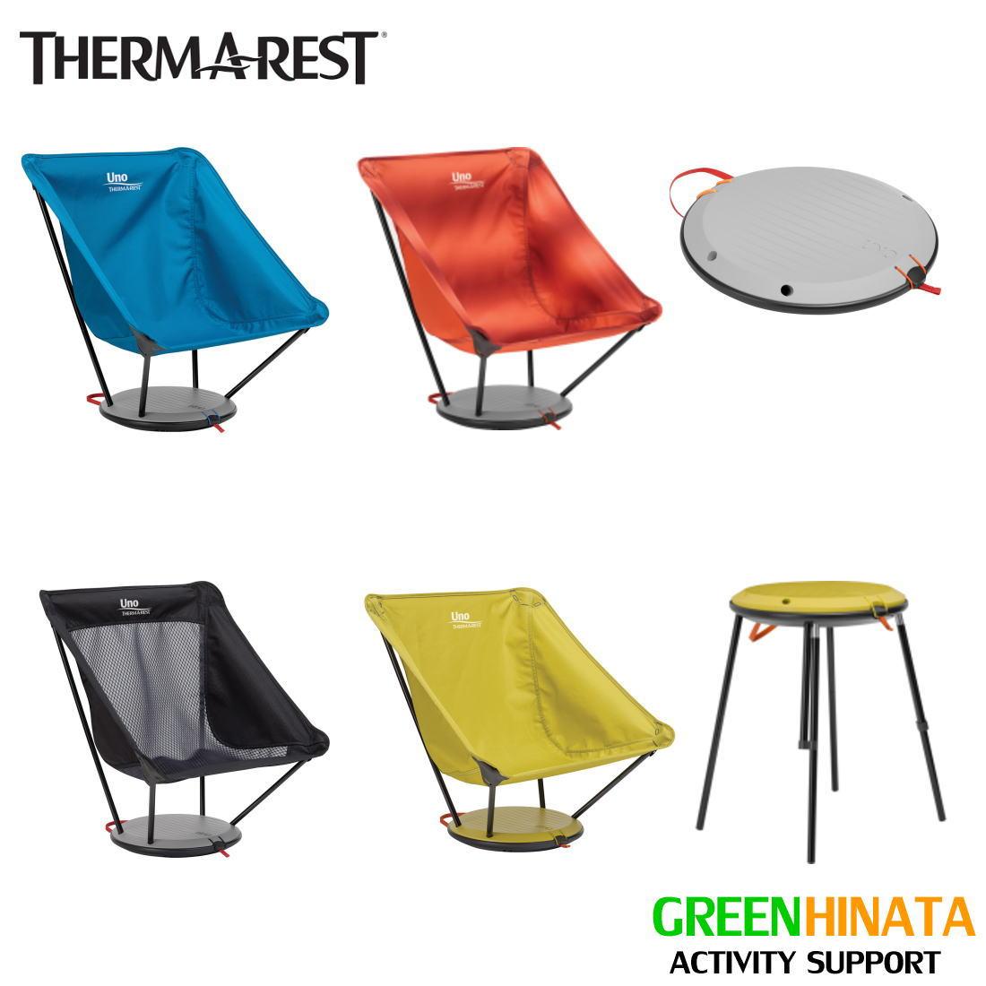 【国内正規品】 サーマレスト ウノチェア コンパクト収納 椅子 THERMAREST UNO CHAIR
