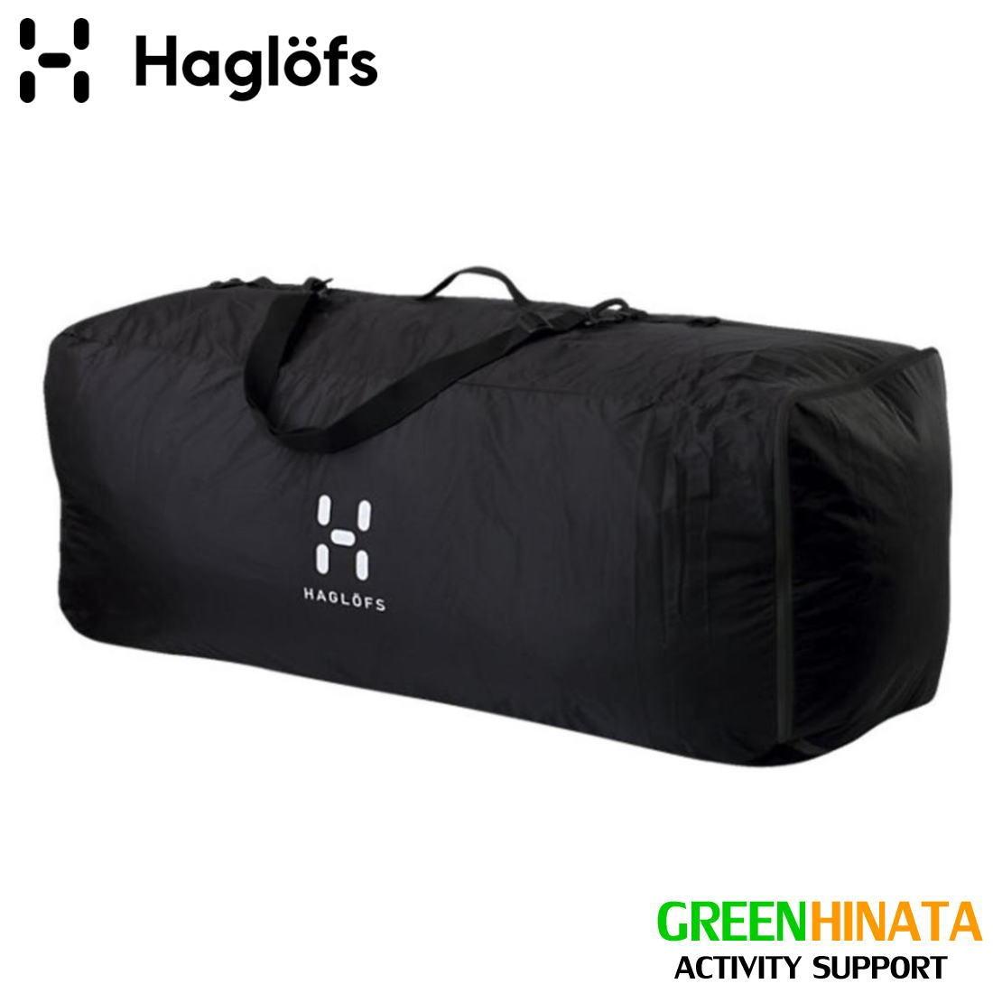 【国内正規品】 ホグロフス フライトバック ポーチ HOGLOFS FLIGHT BAG True Black