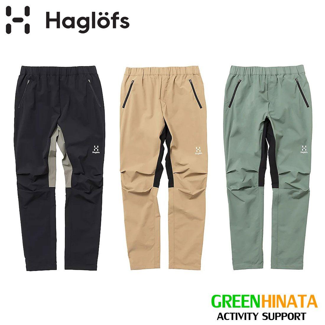 【国内正規品】 ホグロフス ハイブリッド フレックスパンツ ウエア HOGLOFS Hybrid Flex Pants