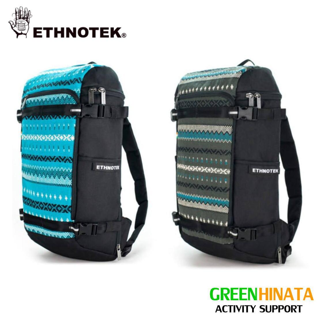 【国内正規品】 エスノテック プレムジパック VIVA CON AGUA リュック ETHNOTEK Premji Pack リュックサック バッグ