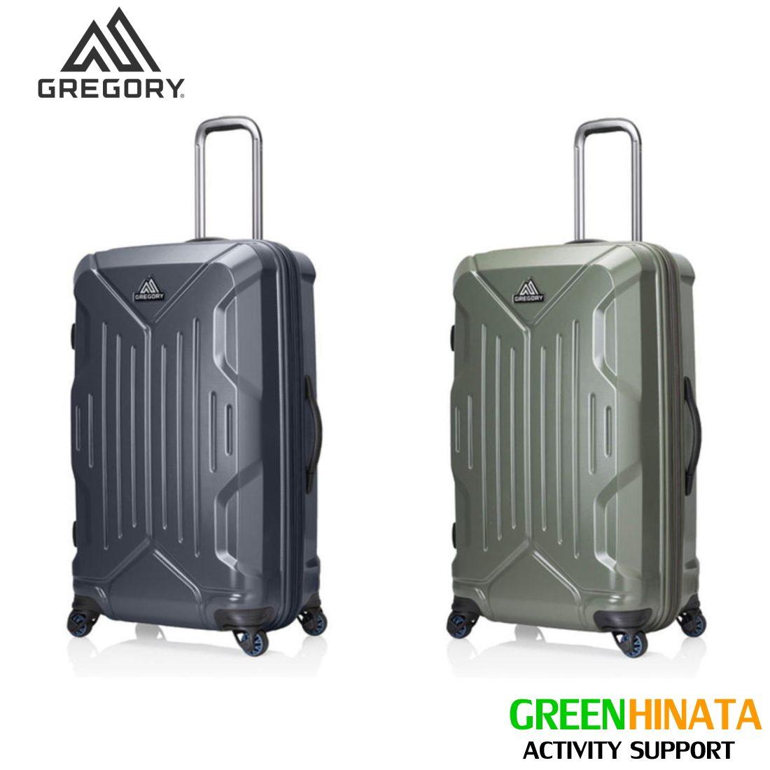 【国内正規品】 グレゴリー クアドロ ハードケース ローラー 30 旅行カバン コロコロ GREGORY QUADRO HARDCASE ROLLER 30SLATE BLACK スーツケース