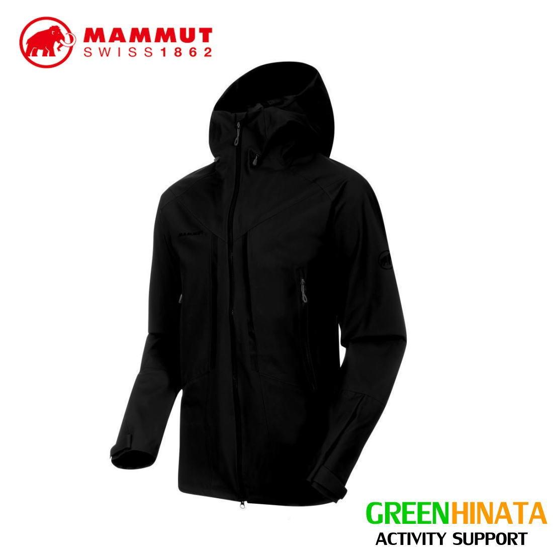 【国内正規品】 マムート マサオ SOジャケット メンズ ハードシェル MAMMUT Masao SO Jacket Men