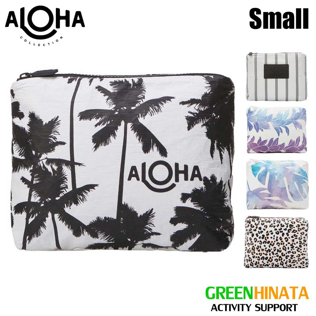 受注生産品 正規品 代引き不可 ALOHA COLLECTION 国内正規品 アロハコレクション 2021 スモールポーチ Small Pouch 小物入れ