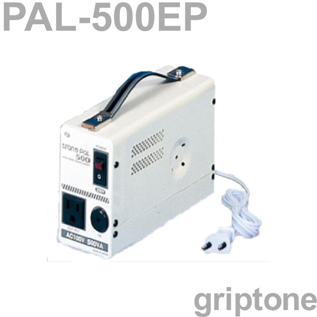 スワロー電機 ダウントランス PAL-500EP 保証付 AC220-230V⇒降圧⇒100V(容量510W)(og0a038)【国内不可】