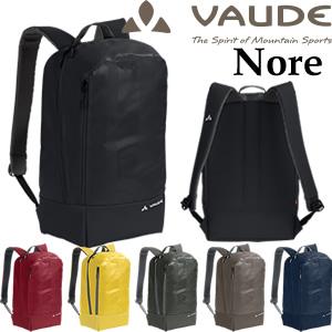 VAUDE(ファウデ) Nore(ノア) 12149 バックパック 15L 撥水生地使用(os0a085)【あす楽対応】