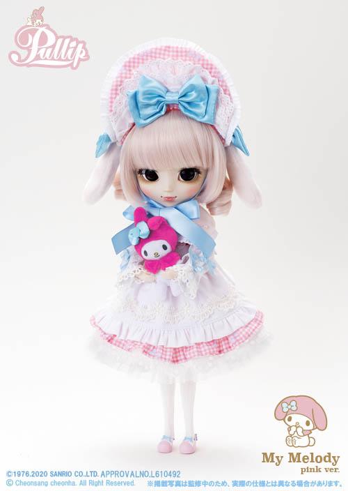 プーリップ / My Melody pink ver.(マイメロディ ピンクバージョン)