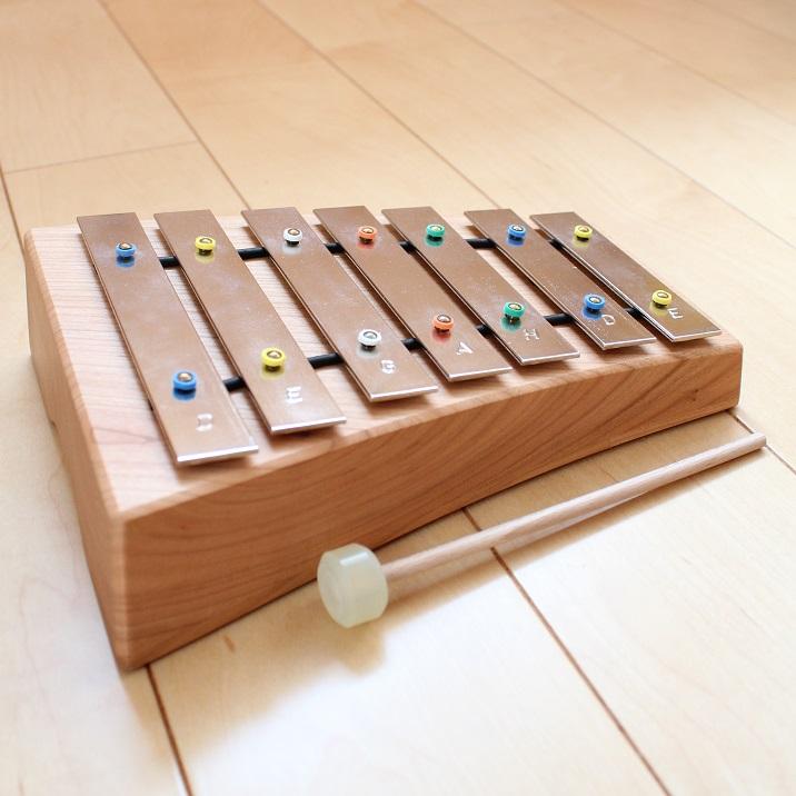 鉄琴 コロイグロッケン カリヨン ペンタトニック 楽器玩具