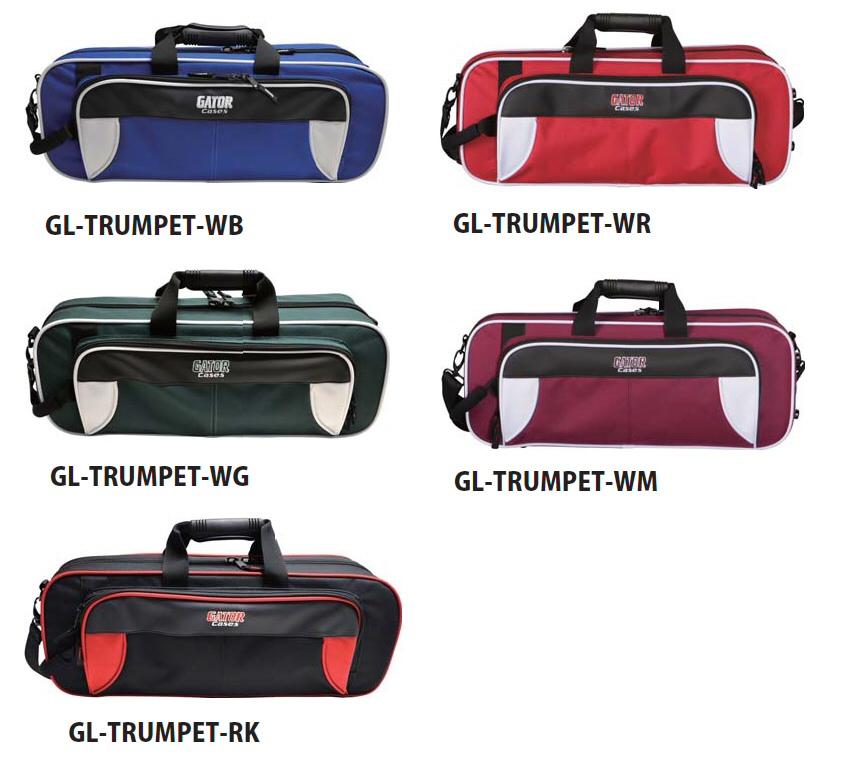 GATOR(ゲーター) スピリットシリーズ・トランペット用セミハードケース
