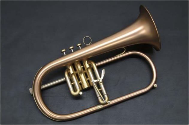 Brasspire(ブラスパイア) 933 1b Bbフリューゲルホルン 仕上げ選択可