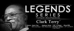 Greg Black (グレッグブラック) レジェンドシリーズ トランペット用マウスピース クラーク・テリー