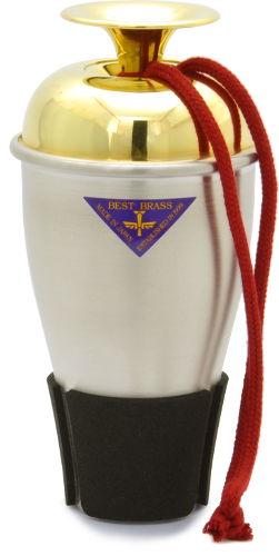Best Brass(ベストブラス) フレンチホルン・ゲシュトップミュート PotStop(ポットストップ)